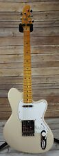 Ibanez Talman Prestige TM1702 Electric Guitar Vintage White Maple Fingerboard