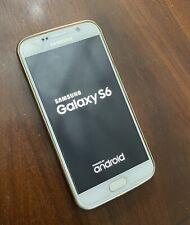 Samsung Galaxy S6 SM-G920W8 - 32GB - White Pearl (Unlocked) Smartphone