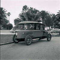 Rumpler Tropfenwagen 1921 Drop Car OLD CAR ROAD TEST PHOTO 3
