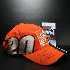 TONY STEWART Signed Home Depot Racing Hat - JSA COA Authentic Autograph - NASCAR