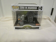Funko Pop! - Disney Nightmare Before Christmas - Zero in Doghouse #436 -BoxLunch