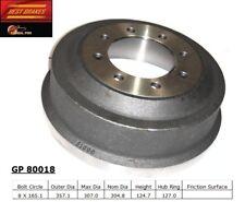 Brake Drum fits 1995-2002 Ford E-250 Econoline  BEST BRAKES USA