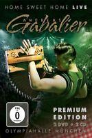 ANDREAS GABALIER - HOME SWEET HOME! LIVE PREMIUM EDITION 2 CD + 2 DVD NEU