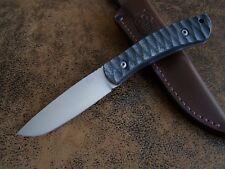 OWL KNIVES Exklusives Outdoor / Jagdmesser Mod. BUBO-SF N690 Böhler Stahl 61-HRC