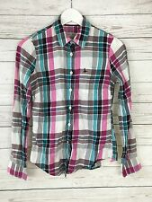 Women's Jack Wills Shirt - UK8 - Check - Great Condition