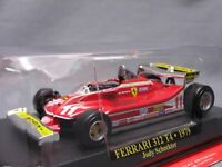 Ferrari Collection F1 312 T4 1979 Jody 1/43 Scale Mini Car Display Diecast 21