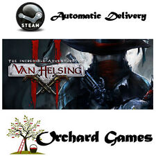 Las Increíbles Aventuras De Van Helsing Ii 2: Pc Mac: (steam/digital) Auto
