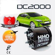 Kit HHO Idrogeno DC2000 Completo Per Motori Da 1400cc A  2400 cc