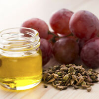Grape Seed Oil - FREE SHIPPING 1 oz. - 16 oz. (Vitis vinifera)