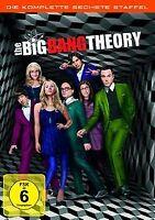 The Big Bang Theory - Staffel 6 [3 DVDs] von Cendrowski, ... | DVD | Zustand gut