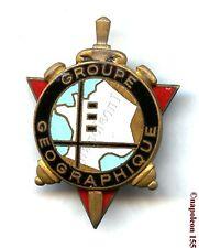 ARTILLERIE. Groupe Geographique. Homologué H. 753. Fab. Drago Paris
