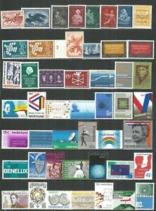 Netherlands  nice collections old mint MNH(**) stamps