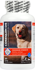Cosequin Maximum Strength DS plus MSN Dog Joint Health Supplement 60 chew Tabs