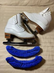 SP-Teri Ice Skates w/John Wilson Pattern 99 Blades **PLEASE READ DESCRIPTION**