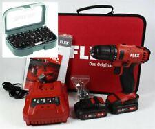 FLEX 10.8V Akkuschrauber DD 2G 10.8-LD 450.561 + Makita Bitbox 73374