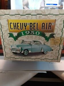 motormax diecast 1 18 1950 CHEVY BEL AIR real collector, hard to find