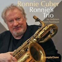 Ronnie Cuber - Ronnie's Trio [New CD]