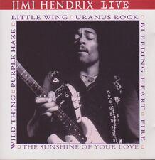 Jimi Hendrix Live (Little Wing, Purple Haze, Fire, Uranus Rock) 1996 Inter CD