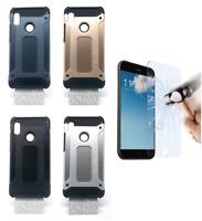 "PT Funda Carcasa Hibrida Antigolpes Rigida Xiaomi Redmi Note 5 / Pro (4G) 5.99"""