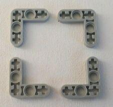 LEGO 4 x Liftarm 3x3 oval flach rot Red Technic Liftarm 3x3 Thin 32249