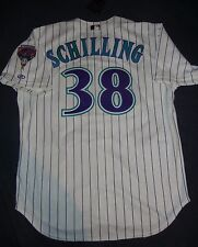 AUTHENTIC Rawlings CURT SCHILLING ARIZONA DIAMONDBACKS Jersey 48 Johnson XL NWT