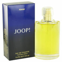 Joop! Femme by Joop 3.4 oz EDT Perfume for Women New In Box