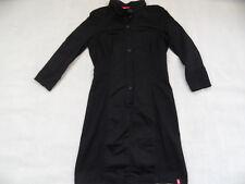 EDC by ESPRIT stylisches Kleid schwarz Gr. 40 TOP 1018