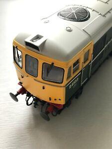 Heljan 3310 Class 33 BR Green FYP D6553 Superb Condition