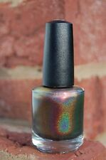 Multichrome Holographic Spectraflair Topcoat ~ 15 ml.   Wine / Copper / Gold