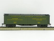 """ATHEARN - 2004 HO R-T-R """"M-K-T"""" 50' EXPRESS REEFER #1280"""