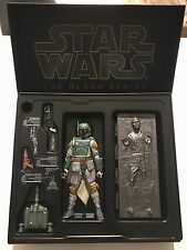 Boba Fett And Han Solo In Carbonite Star Wars Black Series Ex Sealed