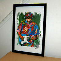 Ry Cooder Blues Slide Guitar Folk Rock Music Print Poster Wall Art 11x17