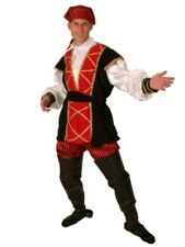 Adult Men's Pirate Costume - 5 Piece Mate's Suit - Fancy Dress Halloween