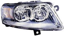 Audi A6 2005-2009 Headlight Rh Right Os Offside Drivers