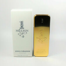 1 MILLION PERFUME BY PACO RABANNE 3.4 O.Z EDT SPRAY *MEN'S PERFUME* NEW TSTER