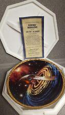 Hamilton Plate Star Trek The Voyagers Ferengi Marauder