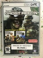 TOM CLANCY'S GHOST RECON DESERT SIEGE + ISLAND THUNDER  EN ESPAÑOL UBISOFT AM