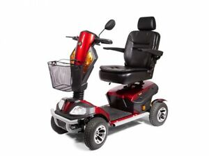 Golden Patriot Heavy Duty Power Scooter 400lb Capacity! GR575D with Batteries!!!