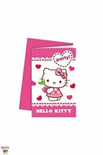 Hello Kitty - cartes invitation
