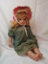 Vintage Horsman Gold Medal Baby Doll 1939+