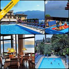 4 Tage Gargnano Gardasee Italien 3★ Hotel Palazzina Kurzurlaub Hotelgutschein HP