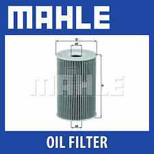 Mahle Oil Filter OX127/1D - Fits BMW - Genuine Part