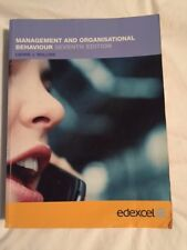 Management and Organisational Behaviour (Seventh Edition) Laurie J. Mullins