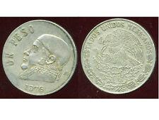 MEXIQUE 1 peso 1976