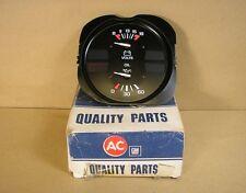 1968  General Motors Amp & Oil Pressure Gauge NOS, 646120