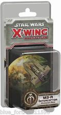 M3-A Interceptor Expansion Pack STAR WARS X-WING MINIATURES GAME