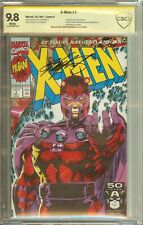 X-Men #1 D Cover Signed Chris Claremont CBCS (not CGC) 9.8
