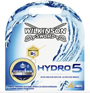 Wilkinson Sword Hydro 5 Razor Blades 4s/8s/12s/16s