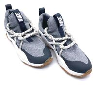 Nike Womens City Loop Running Shoes Gray AA1097-100 Low Top Lace Up 9 New