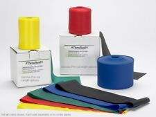 Thera-Band Latex Free Exercise Bands - Non Latex Pre-Cut - Pick Length & Color